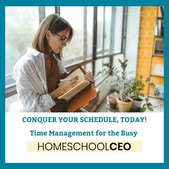 scheduling + time management methods to help you conquer your schedule and increase productivity in your day